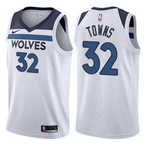 Karl-Anthony Towns Minnesota Timberwolves Jersey